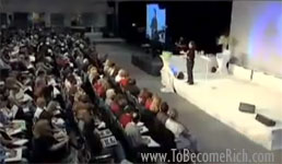 Millionaire Mind Intensive seminar - Become Rich