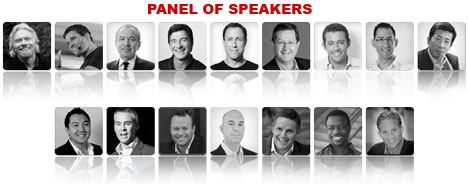 richard branson seminar speakers